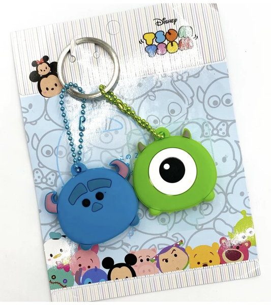 Character Key Cover-Monsters BFF