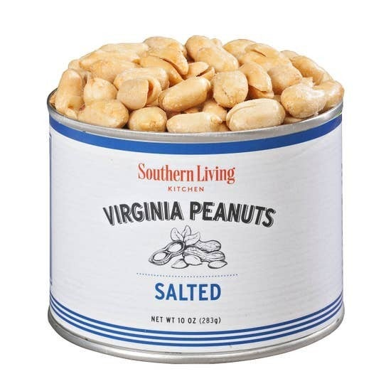 10oz Southern Living - Salted Virginia Peanuts