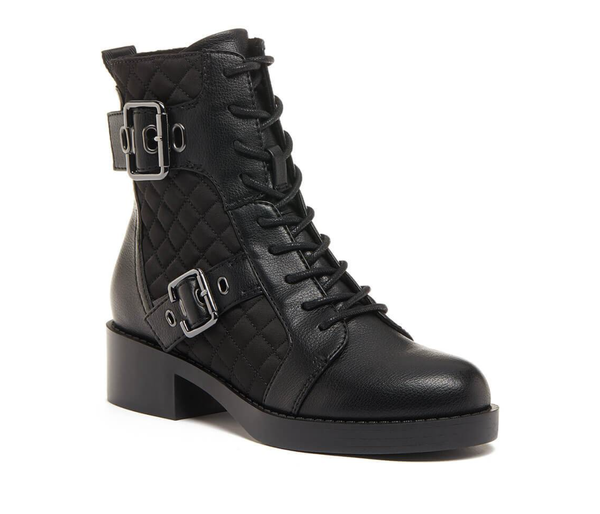 PEARLY BLACK BOOT