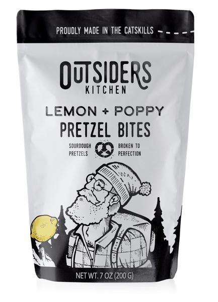 Outsiders Kitchen Sourdough Pretzel Bites | Lemon & Poppy