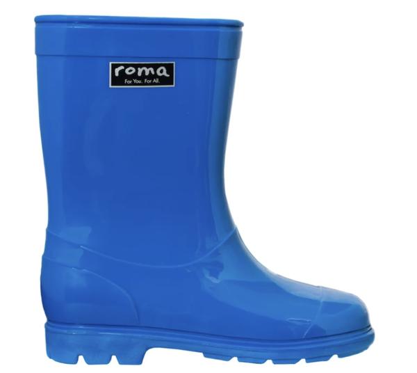Abel BlueKids Rain Boots