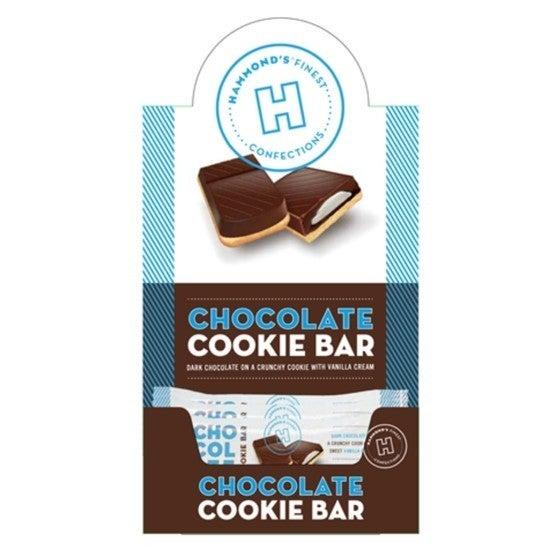 Hammonds Candy | Dark Chocolate Cookie Bar