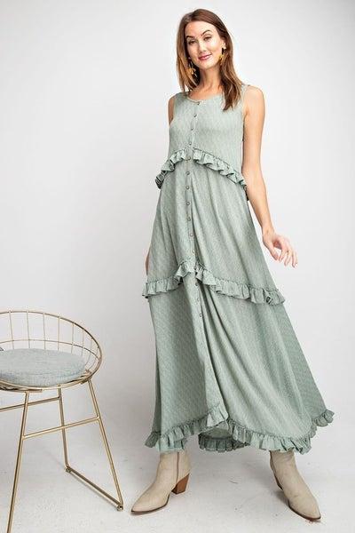 EASEL Boho Dress