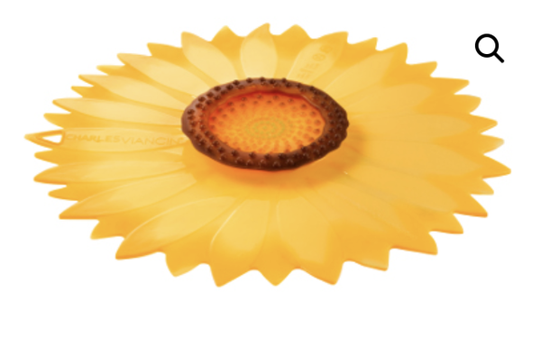 "Sunflower Lid 8"""