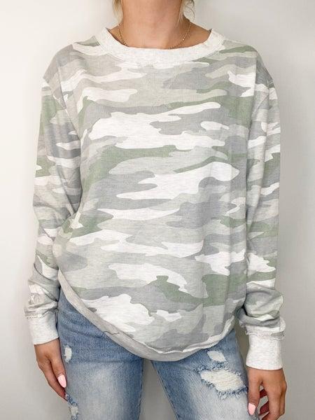 HTSC Army Stone Sweatshirt