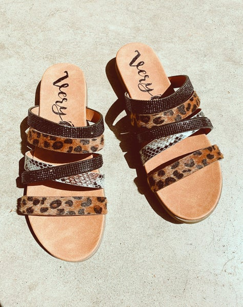 SIZE 6 ONLY Very G Gingerly Sandal