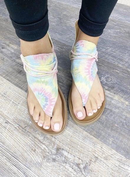 Very G Pastel Dusk Sandals