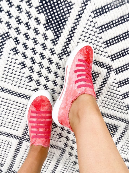 ROCKET DOG-Jokes Melon Slip On Sneaker-