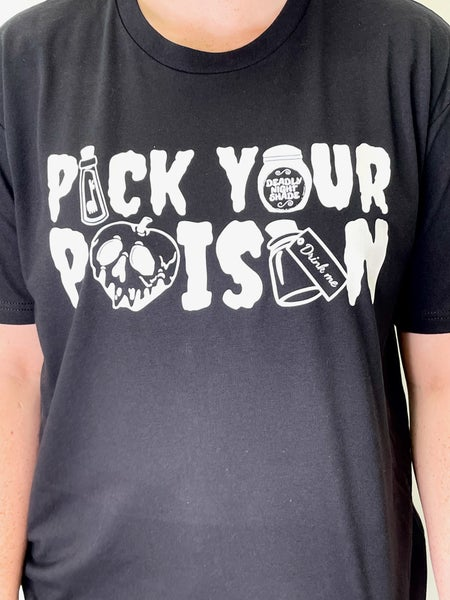Pick Your Poison Graphic Tee