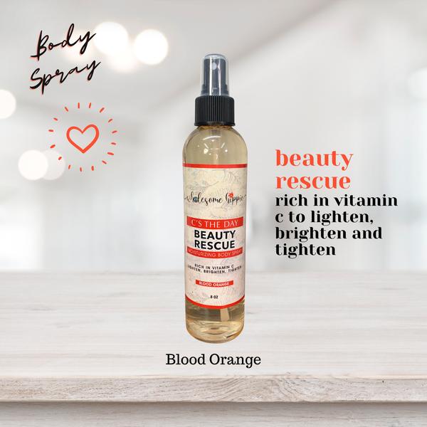 Vitamin C Moisturizing Body Spray 8oz