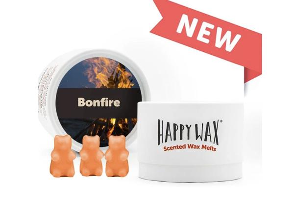 !Happy Wax | Bonfire Wax Melts