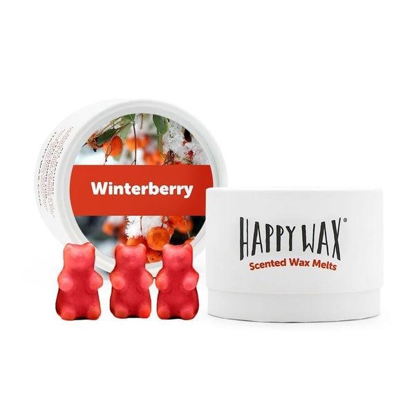 Happy Wax   Winterberry