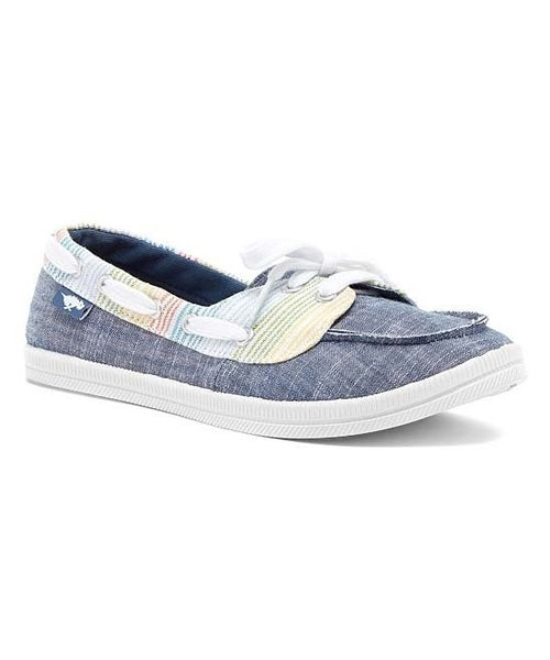 Rocket Dog Meer Blue Pastel Slip On