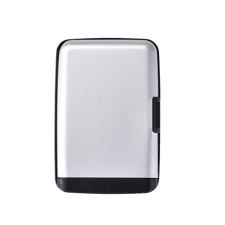 Power Wallet-Silver