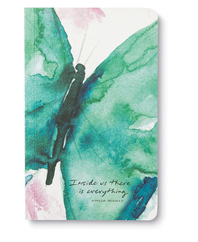 """""""Inside us there is everything."""" Soft Cover Journal"""