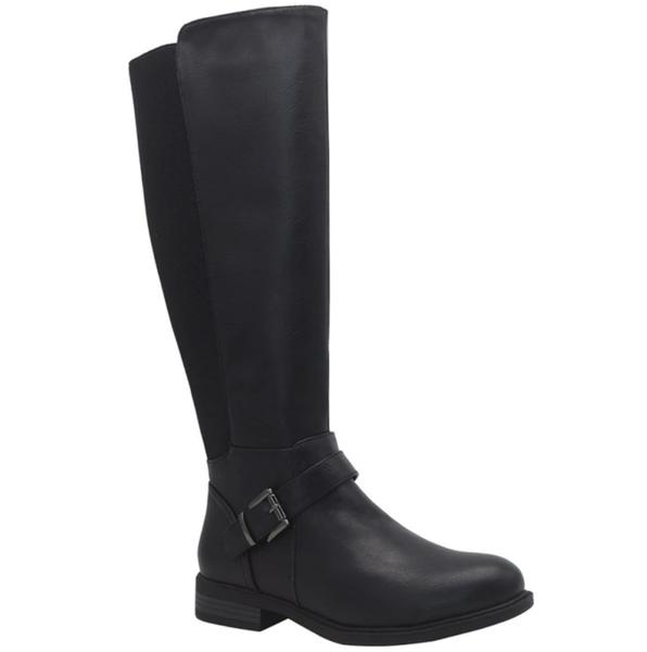 SIZE 6.5 ONLY DeBlossom Pita Black Boots