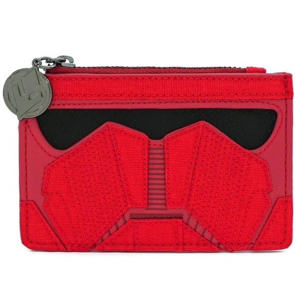 LOUNGEFLY X STAR WARS RED SITH CARD HOLDER