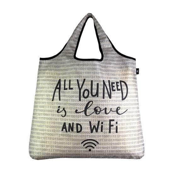 YAY Bag -  Love and WiFi