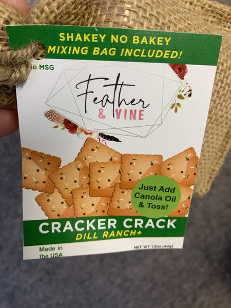 Cracker Crack | Dill Ranch