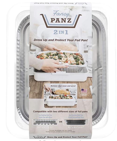 Fancy Panz 2 in 1 White
