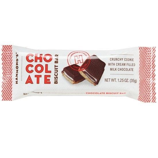 Hammonds Candy | Milk Chocolate Cookie Bar