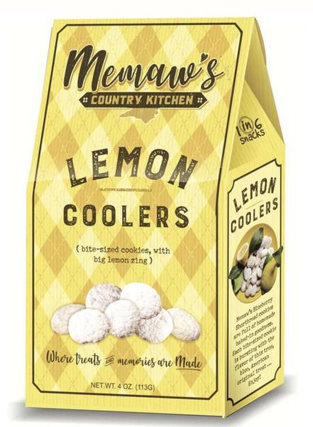 Memaw's Lemon Coolers