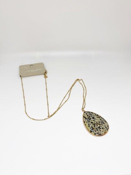 Garden Party Drop Necklace