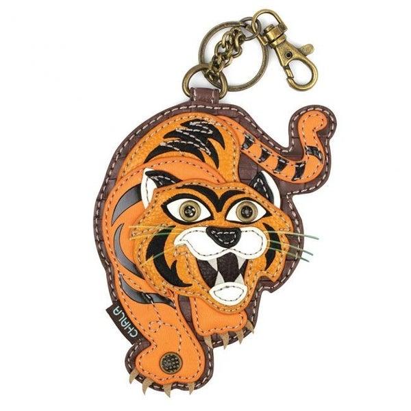 Chala - Tiger - Key Fob/Coin Purse