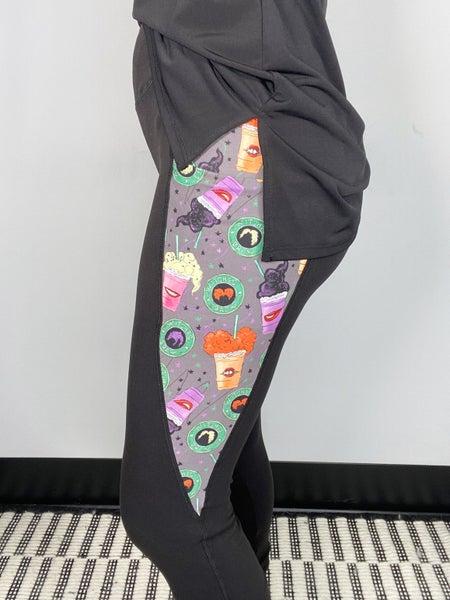 Hocus Pocus Leggings with Pockets