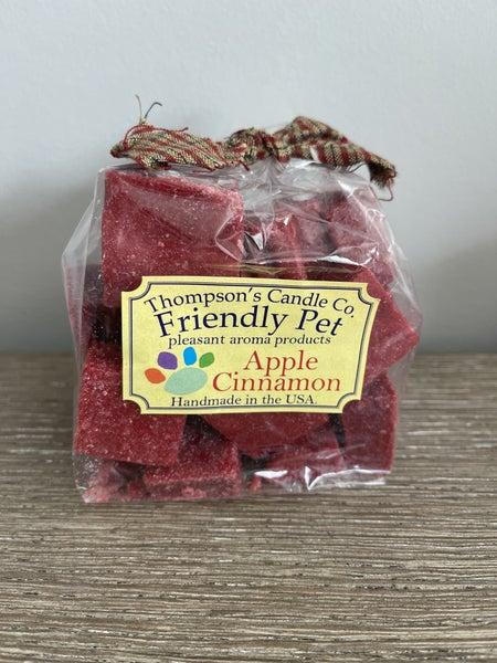 Apples & Cinnamon Friendly Pet Pleasant Aroma Crumbles