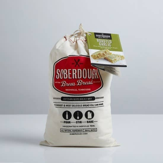 Soberdough | Roasted Garlic