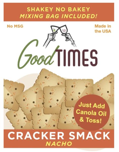 Cracker Crack | Nacho