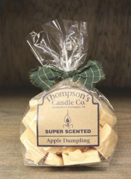 Apple Dumpling Crumbles