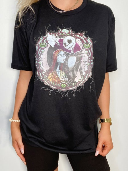 NBC Jack & Sally in Love Graphic Tee
