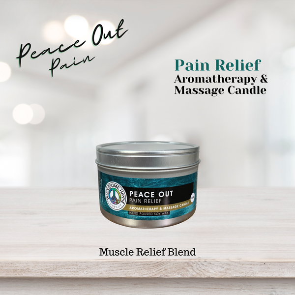 !WH Massage Candle