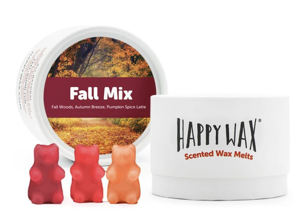 Happy Wax   Fall Mix Wax Melts