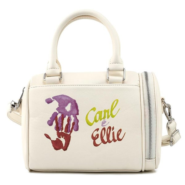 !LOUNGEFLY X PIXAR UP CARL & ELLIE MAILBOX CROSSBODY BAG