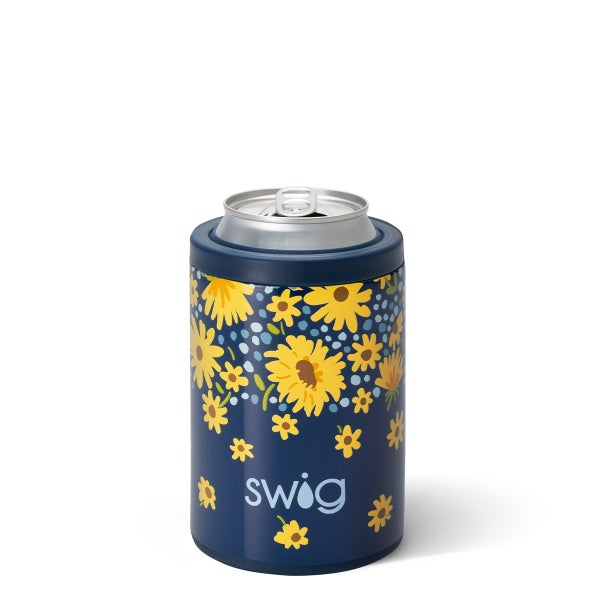 Lazy Daisy SWIG Combo Can+Bottle Cooler (12oz)