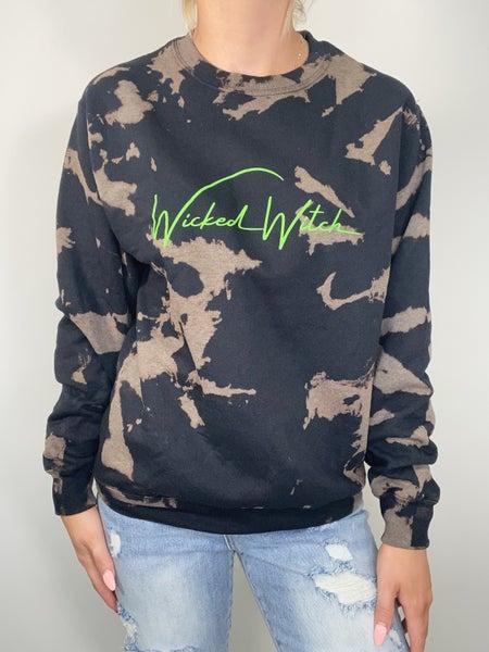 Wicked Witch Bomba Graphic Sweatshirt