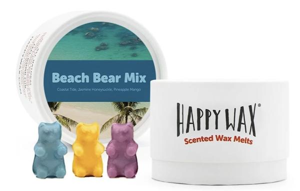 Happy Wax   Beach Bear Mix 2