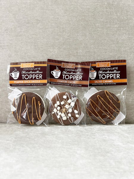 Marshmallow Topper for Hot Beverages***3 Flavors