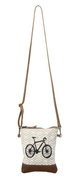 X Design crossbody Bag