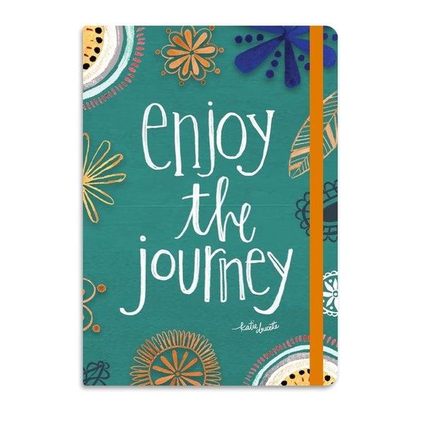 Enjoy The Journey Tiny Journal