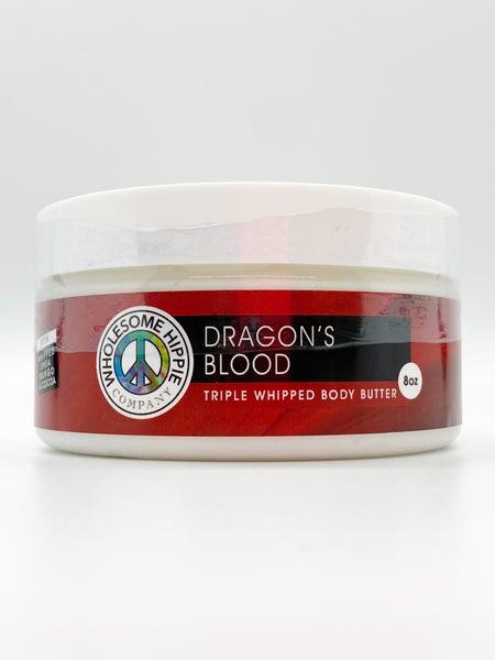 WH 8oz Jar Dragon's Blood Triple Body Butter