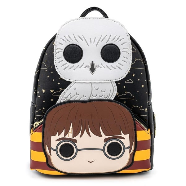 FUNKO POP! BY LOUNGEFLY HARRY POTTER HEDWIG COSPLAY MINI BACKPACK