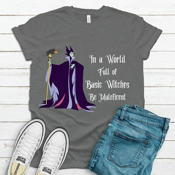 Be Maleficent | Graphic Tee