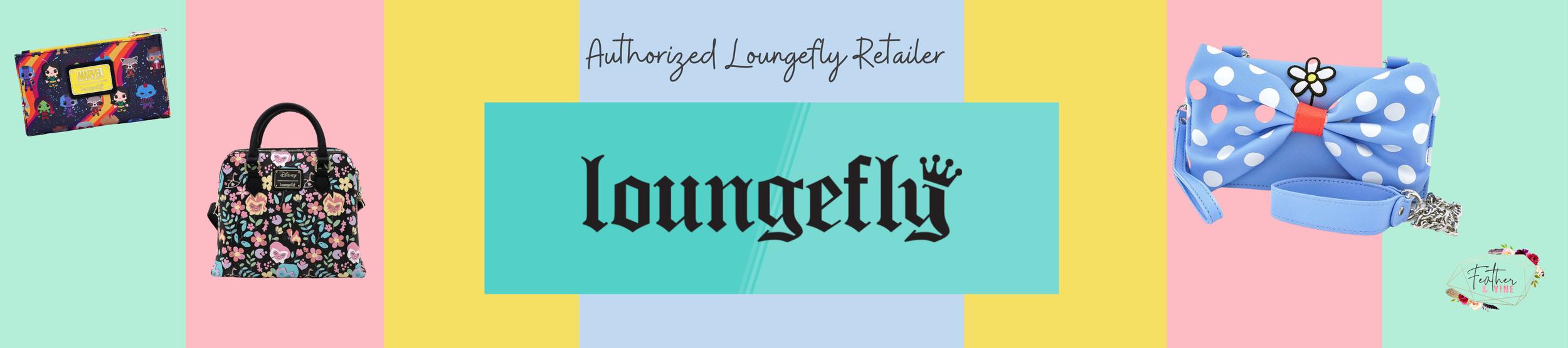Authorized Loungefly Retailer