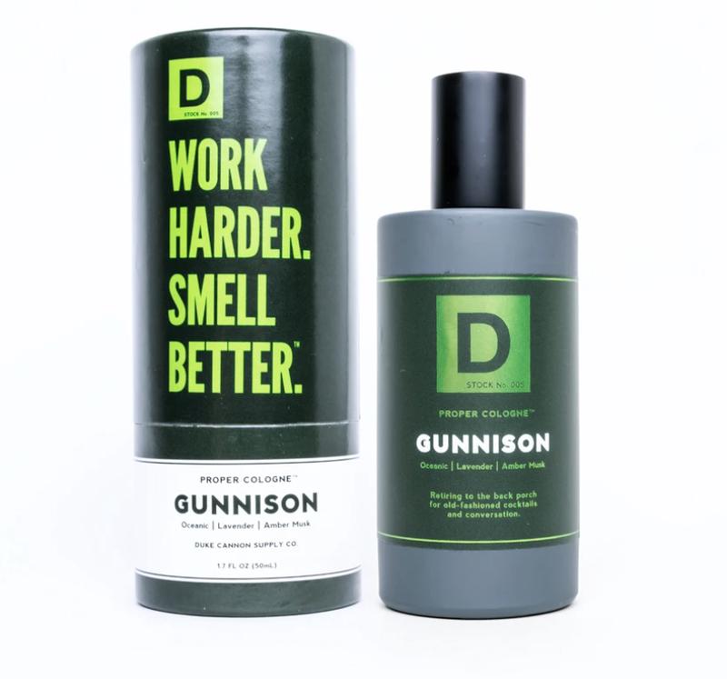Duke Cannon | Proper Cologne Gunnison