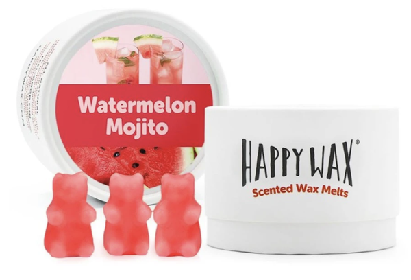 Happy Wax   Watermelon Mojito