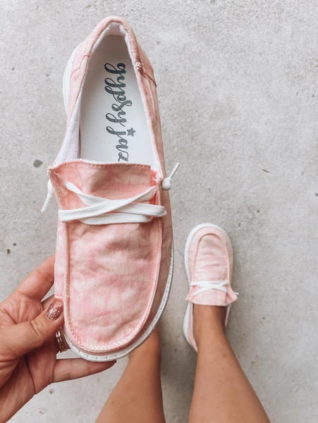 Very G Gypsy Jazz Arc Sneaker | Pink